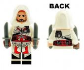 Assassin - Custom Designed Minifigure